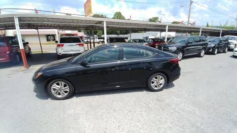 2019 Hyundai Elantra for sale at Lewis Used Cars in Elizabethton TN
