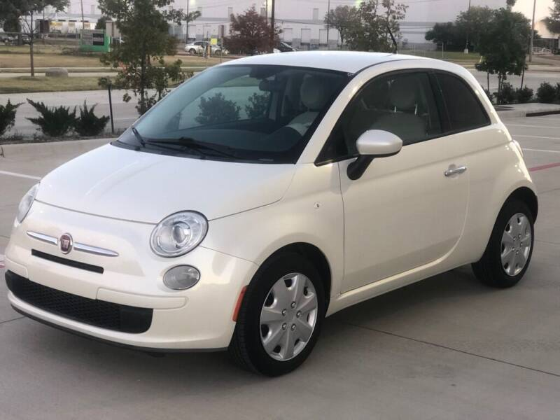 2014 FIAT 500 for sale at Executive Auto Sales DFW in Arlington TX