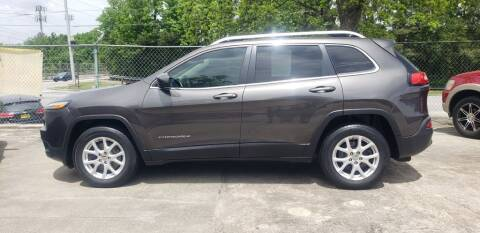 2014 Jeep Cherokee for sale at On The Road Again Auto Sales in Doraville GA