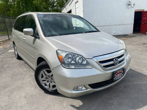2006 Honda Odyssey for sale at JerseyMotorsInc.com in Teterboro NJ