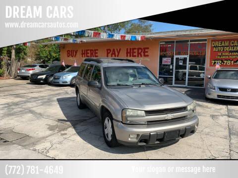 2002 Chevrolet TrailBlazer for sale at DREAM CARS in Stuart FL