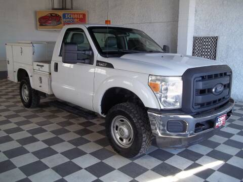 2012 Ford F-350 Super Duty for sale at Schalk Auto Inc in Albion NE
