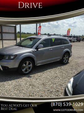 2016 Dodge Journey for sale at Drive in Leachville AR