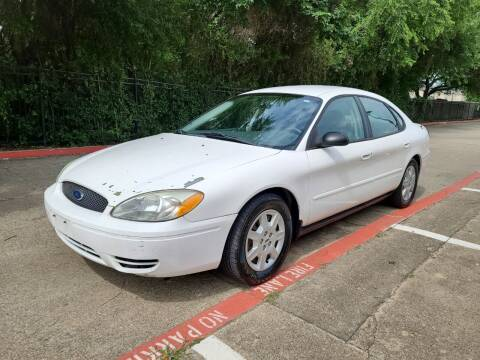 2007 Ford Taurus for sale at DFW Autohaus in Dallas TX