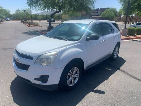 2011 Chevrolet Equinox for sale at San Tan Motors in Queen Creek AZ