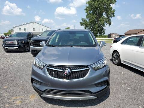 2019 Buick Encore for sale at K & G Auto Sales Inc in Delta OH