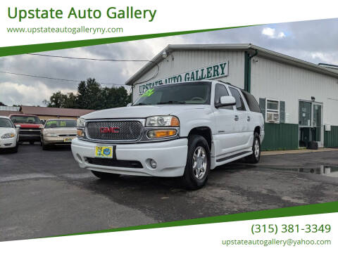 2004 GMC Yukon XL for sale at Upstate Auto Gallery in Westmoreland NY