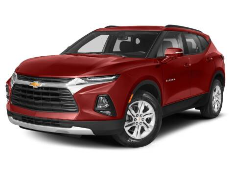 2021 Chevrolet Blazer for sale at Herman Jenkins Used Cars in Union City TN
