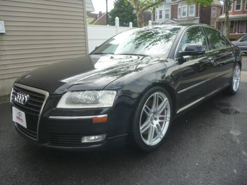 2009 Audi A8 L for sale at Pinto Automotive Group in Trenton NJ