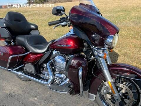 2014 Harley-Davidson ULTRA LIMITED for sale at INTEGRITY CYCLES LLC in Columbus OH
