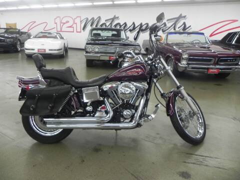 1996 Harley-Davidson Wide Glide for sale at 121 Motorsports in Mt. Zion IL