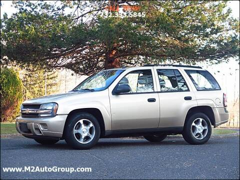 2007 Chevrolet TrailBlazer for sale at M2 Auto Group Llc. EAST BRUNSWICK in East Brunswick NJ