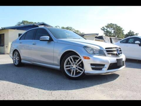2014 Mercedes-Benz C-Class for sale at AUTOPARK AUTO SALES in Orlando FL