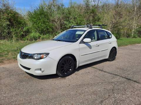 2008 Subaru Impreza for sale at Moundbuilders Motor Group in Heath OH