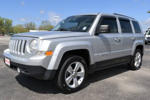 2013 Jeep Patriot for sale at Heritage Automotive Sales in Columbus in Columbus IN