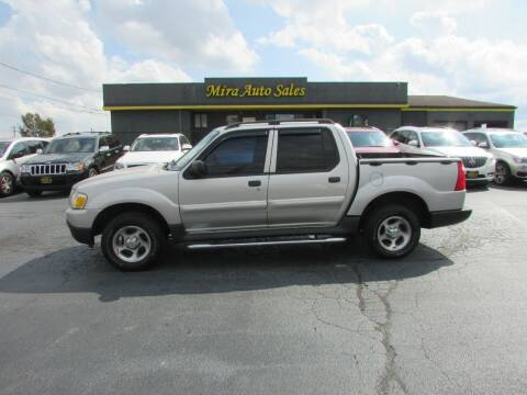 2004 Ford Explorer Sport Trac for sale at MIRA AUTO SALES in Cincinnati OH