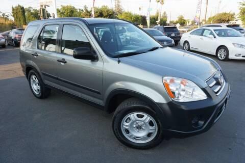 2005 Honda CR-V for sale at Industry Motors in Sacramento CA