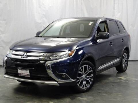 2016 Mitsubishi Outlander for sale at United Auto Exchange in Addison IL