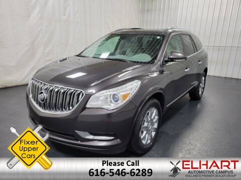 2015 Buick Enclave for sale at Elhart Automotive Campus in Holland MI