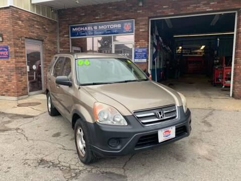 2006 Honda CR-V for sale at Michaels Motor Sales INC in Lawrence MA