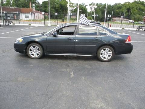 2014 Chevrolet Impala Limited for sale at Highway Auto Sales in Detroit MI