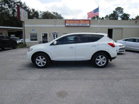 2010 Nissan Murano for sale at DERIK HARE in Milton FL