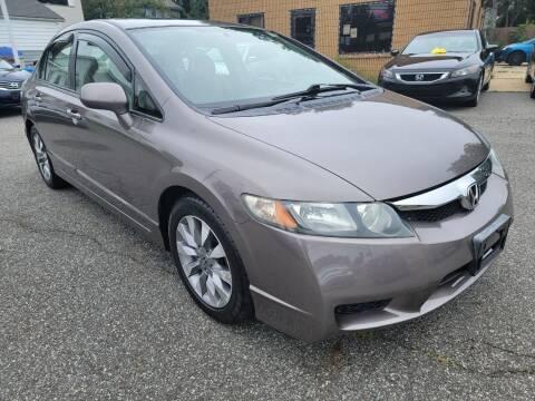 2009 Honda Civic for sale at Citi Motors in Highland Park NJ