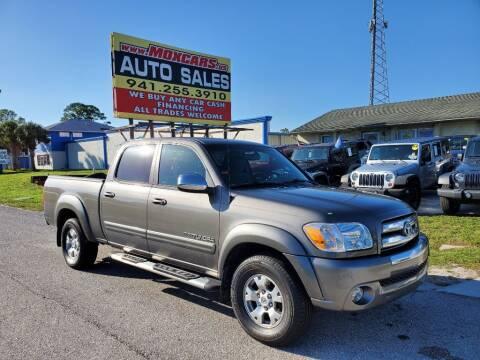 2005 Toyota Tundra for sale at Mox Motors in Port Charlotte FL