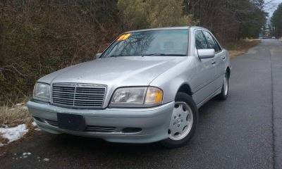 1999 Mercedes-Benz C-Class for sale at Williams Auto Finders in Durham NC