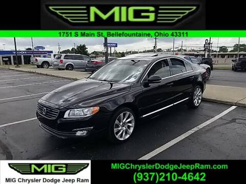 2015 Volvo S80 for sale at MIG Chrysler Dodge Jeep Ram in Bellefontaine OH