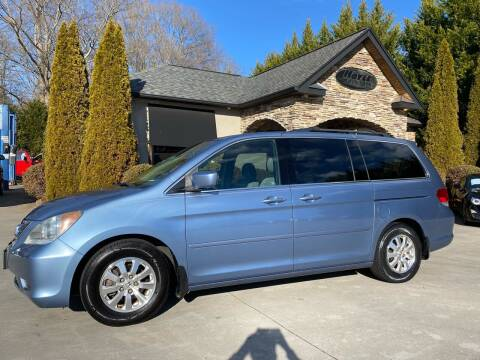 2008 Honda Odyssey for sale at Hoyle Auto Sales in Taylorsville NC