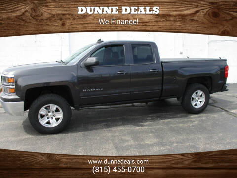 2015 Chevrolet Silverado 1500 for sale at Dunne Deals in Crystal Lake IL
