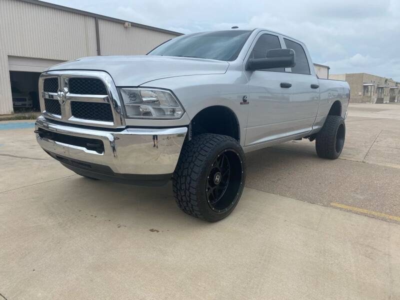 2018 RAM Ram Pickup 2500 for sale at DFW AUTO CHOICE in Dallas TX