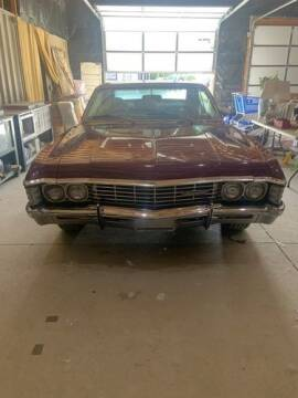 1967 Chevrolet Caprice for sale at Classic Car Deals in Cadillac MI