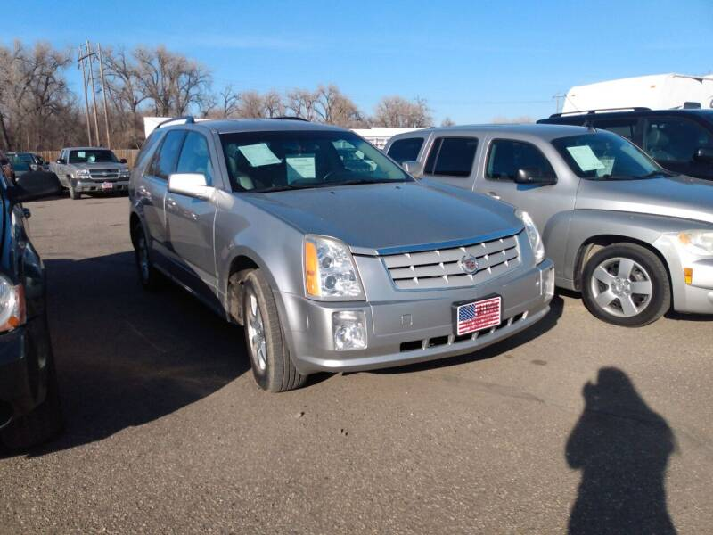 2006 Cadillac SRX for sale at L & J Motors in Mandan ND