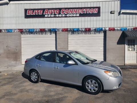 2007 Hyundai Elantra for sale at Elite Auto Connection in Conover NC