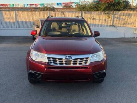 2012 Subaru Forester for sale at Car House in San Mateo CA