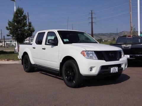 2021 Nissan Frontier for sale at EMPIRE LAKEWOOD NISSAN in Lakewood CO