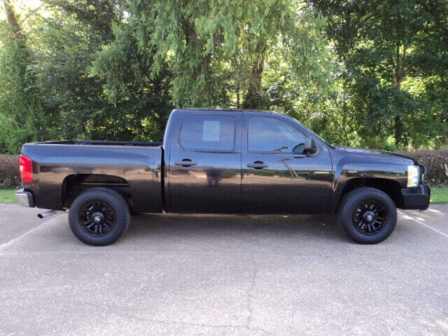 2012 Chevrolet Silverado 1500 for sale at Ray Todd LTD in Tyler TX