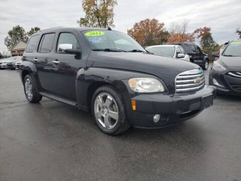 2011 Chevrolet HHR for sale at Newcombs Auto Sales in Auburn Hills MI