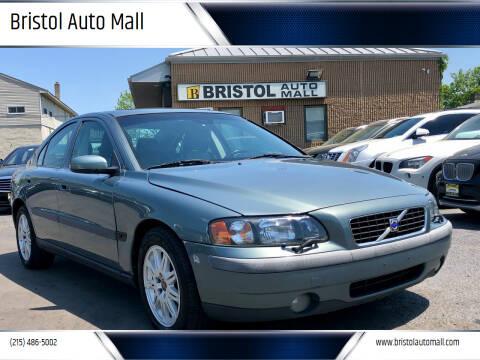 2008 Volvo S60 for sale at Bristol Auto Mall in Levittown PA