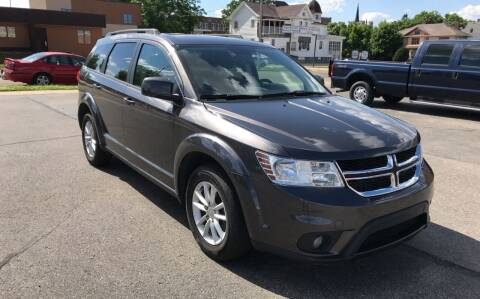 2016 Dodge Journey for sale at Carney Auto Sales in Austin MN