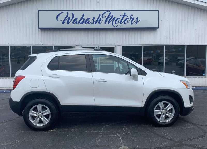 2015 Chevrolet Trax for sale at Wabash Motors in Terre Haute IN