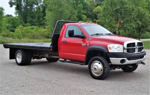 2009 Dodge Ram Chassis 5500 for sale at KA Commercial Trucks, LLC in Dassel MN