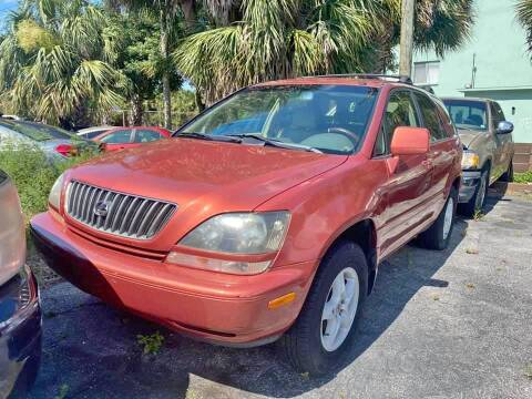 2000 Lexus RX 300 for sale at ROCKLEDGE in Rockledge FL