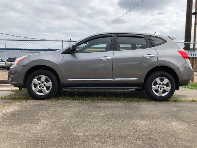 2013 Nissan Rogue for sale at Rock & Roll Motors in Baton Rouge LA
