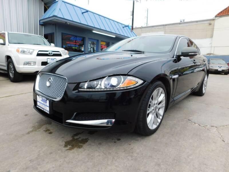 2013 Jaguar XF for sale at AMD AUTO in San Antonio TX