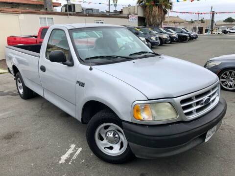 2003 Ford F-150 for sale at TMT Motors in San Diego CA