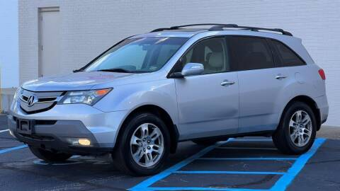 2007 Acura MDX for sale at Carland Auto Sales INC. in Portsmouth VA