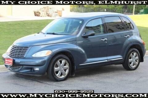 2003 Chrysler PT Cruiser for sale at My Choice Motors Elmhurst in Elmhurst IL